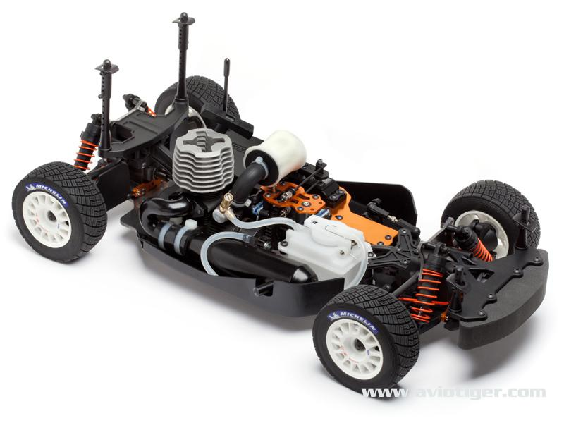 HPI racing WR8 3.0 Ford Abu Dhabi